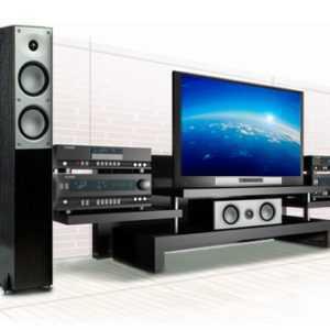 TV, аудио и видео